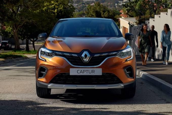 Renault Captur 2020 Europa