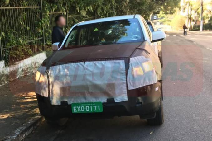 Flagra – Chevrolet S10