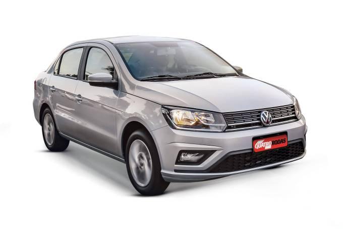 Volkswagen Voyage 2019 com transmissão Automática (2)_1