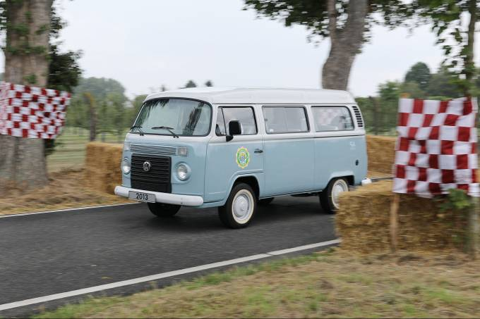 VW Kombi – clássicos brasileiros na Alemanha