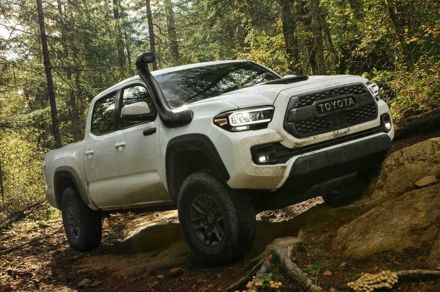 Toyota Registra No Brasil Picape De Ate 281 Cv E Maior Que A Hilux Quatro Rodas