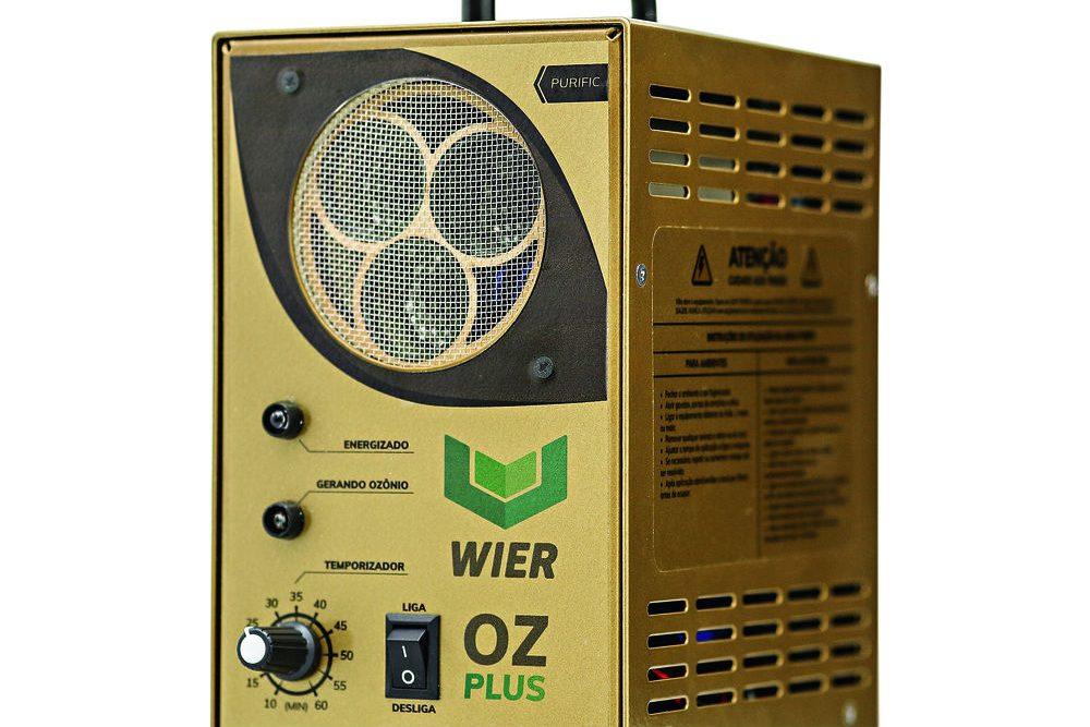 Gerador de ozônio Wier OZplus 70 W - nota 9