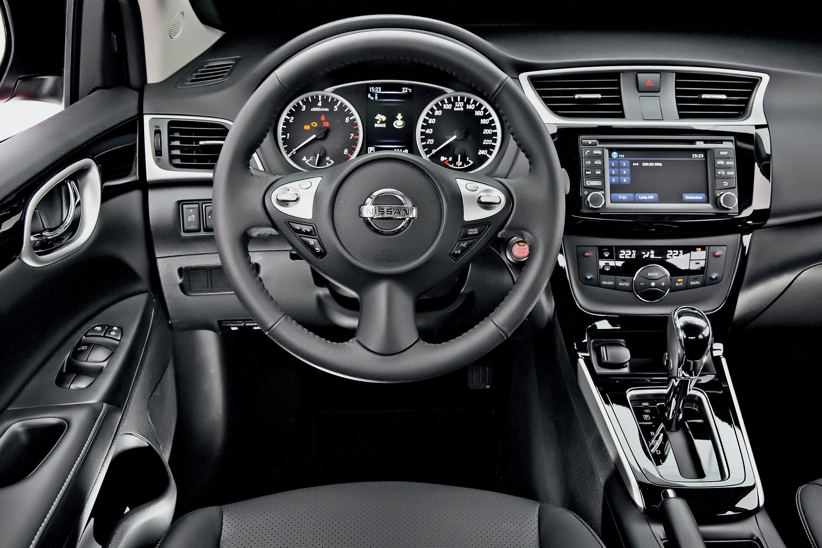 Guia De Usados Nissan Sentra E Seda Para Quem Compra Carro Por Metro Quatro Rodas
