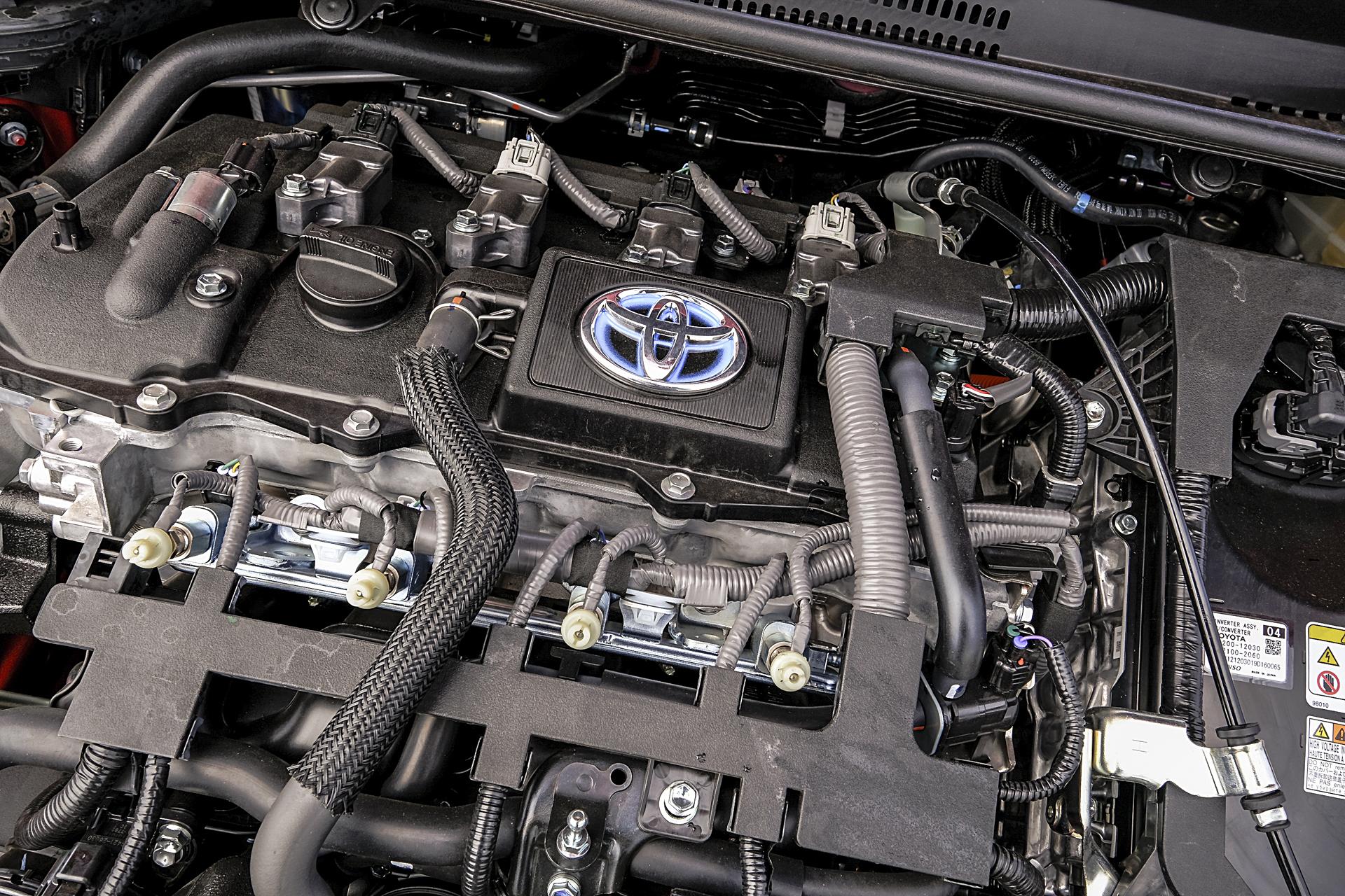Motor a combustão tem até 101 cv de potência com etanol e é o mesmo há anos