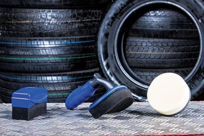 Pretinhos de pneu: