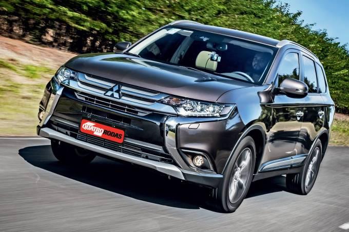 Mitsubishi Outlander Longa Duração