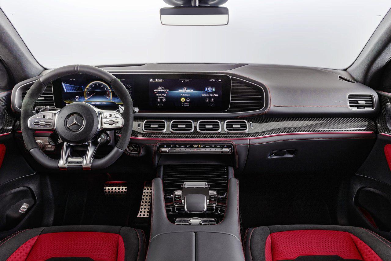 Novo Mercedes Gle Coupe Mais Potente E Hibrido E Tem Mais De 450 Cv Quatro Rodas
