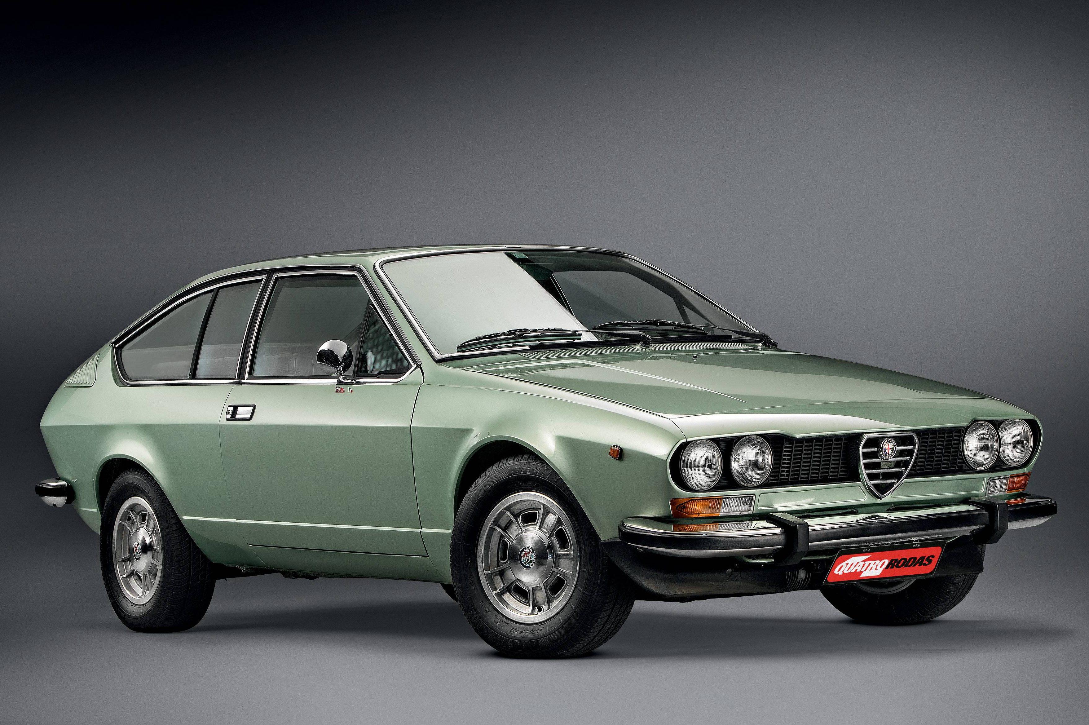Classicos Por Que O Alfetta Gt E Um Dos Alfa Romeo Mais Amados Ate Hoje Quatro Rodas