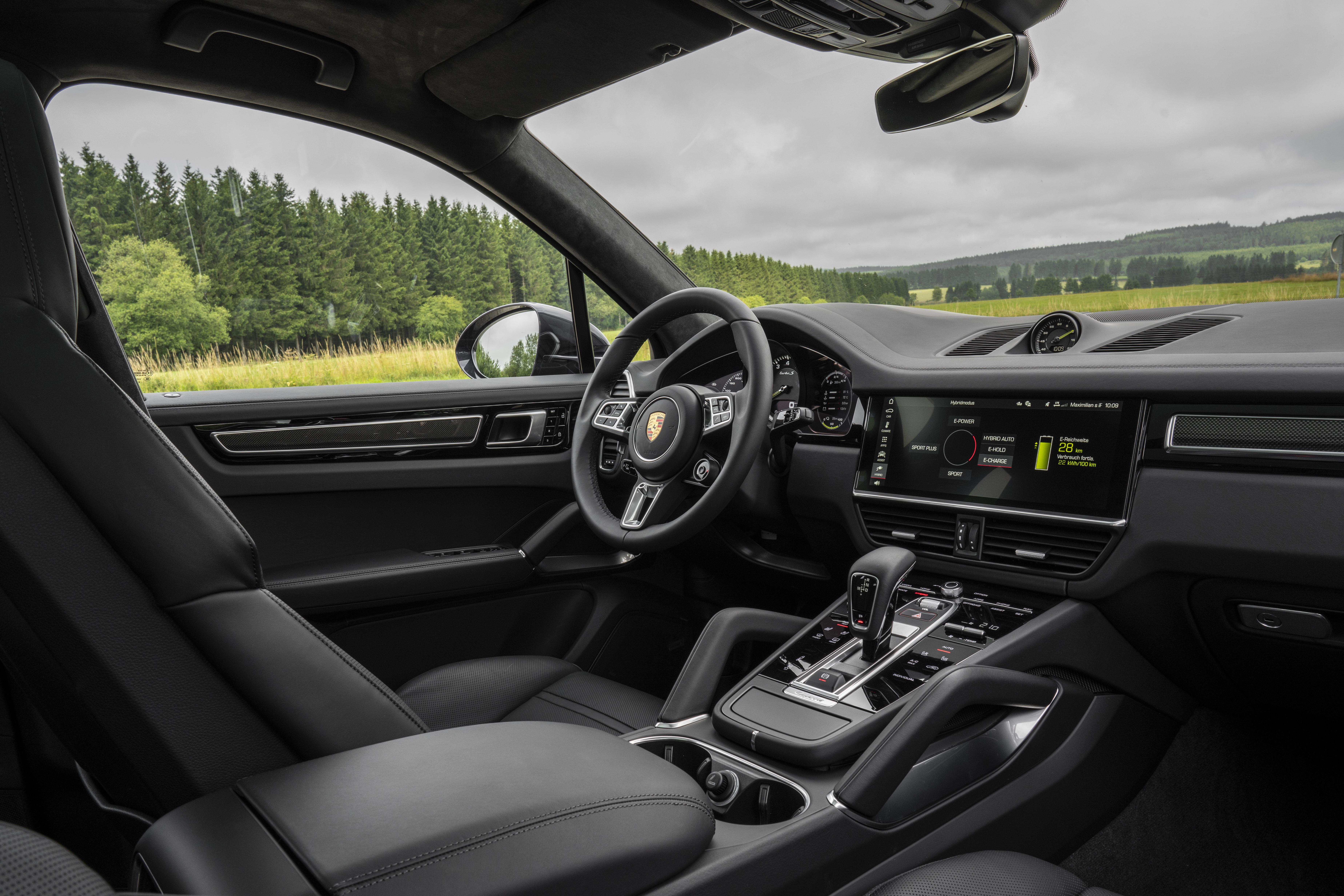 Porsche Cayenne E Hybrid E Suv Ecologico Que Acelera Feito Superesportivo Quatro Rodas