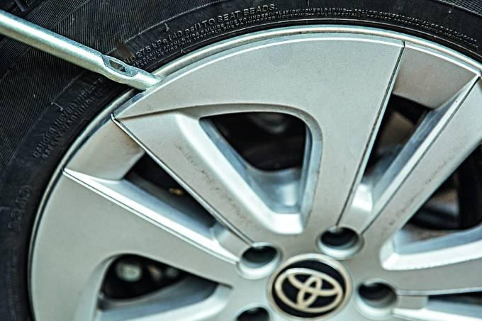 Roda Prius