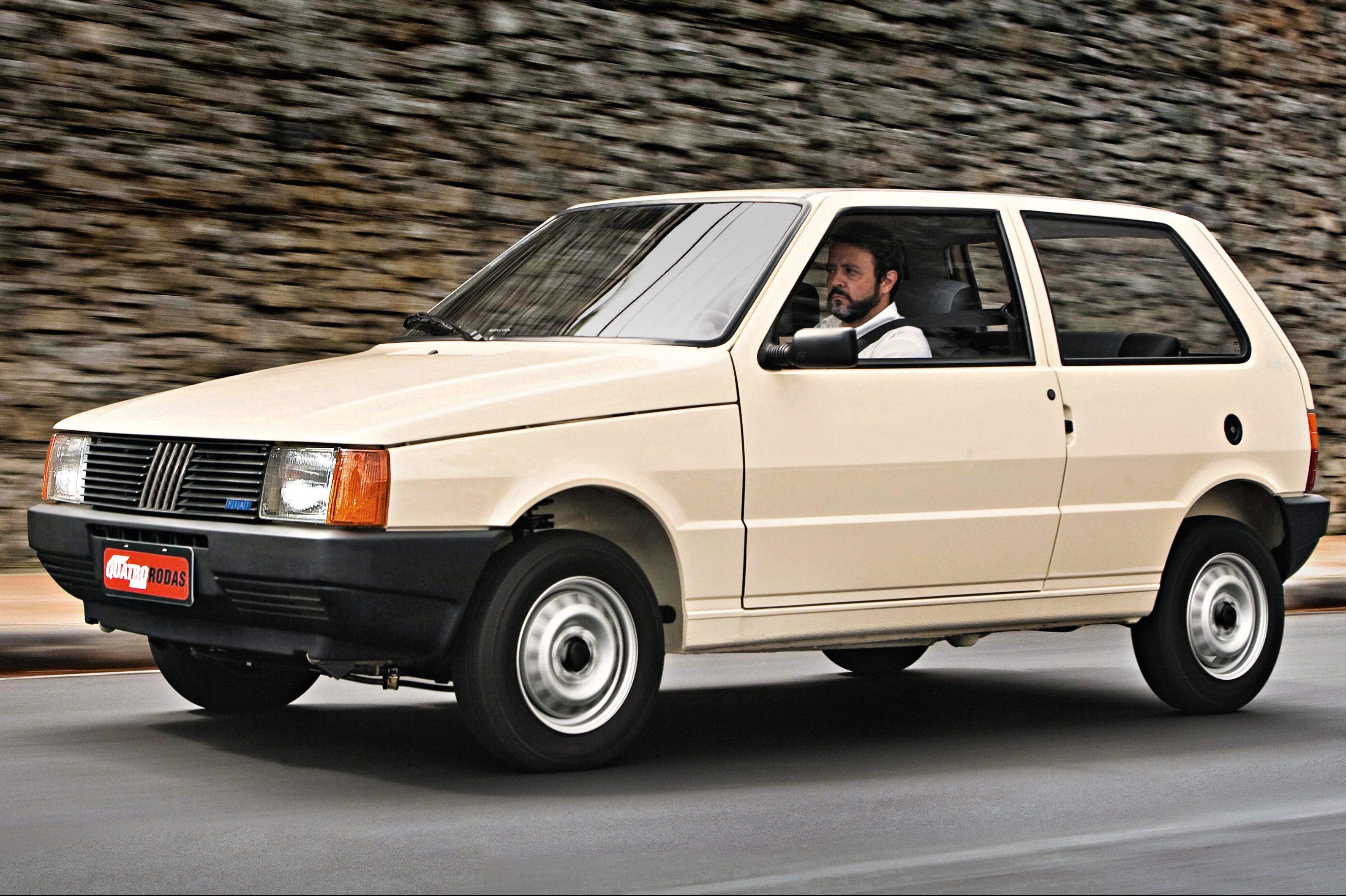 Fiat Uno 35 Anos Inovacoes E Polemicas Do Fiat Mais Duradouro Do Brasil Quatro Rodas