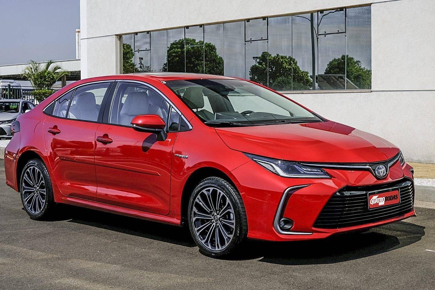 Raio X: quanto custa manter um Toyota Corolla Altis Hybrid de R$ 134.990?