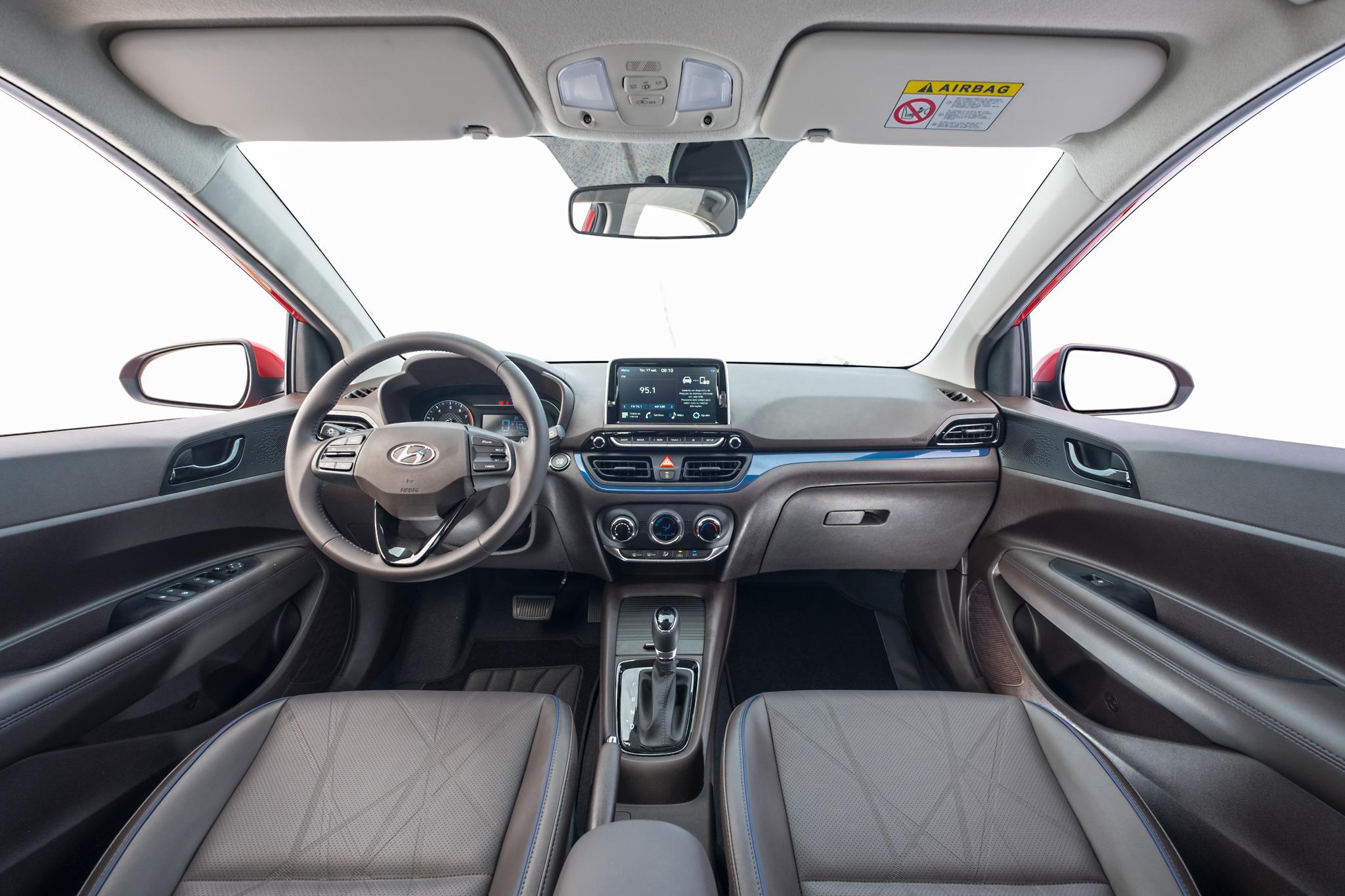 Segunda geração do Hyundai HB20