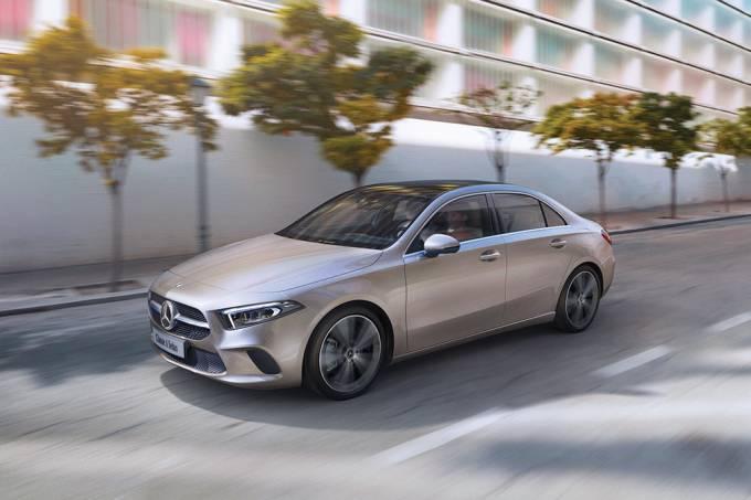 Mercedes 2019 Classe A Sedan