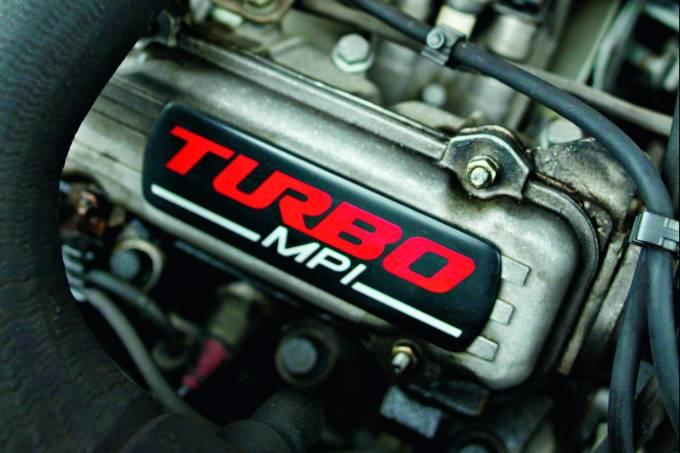 Motor Turbo Acervo QR