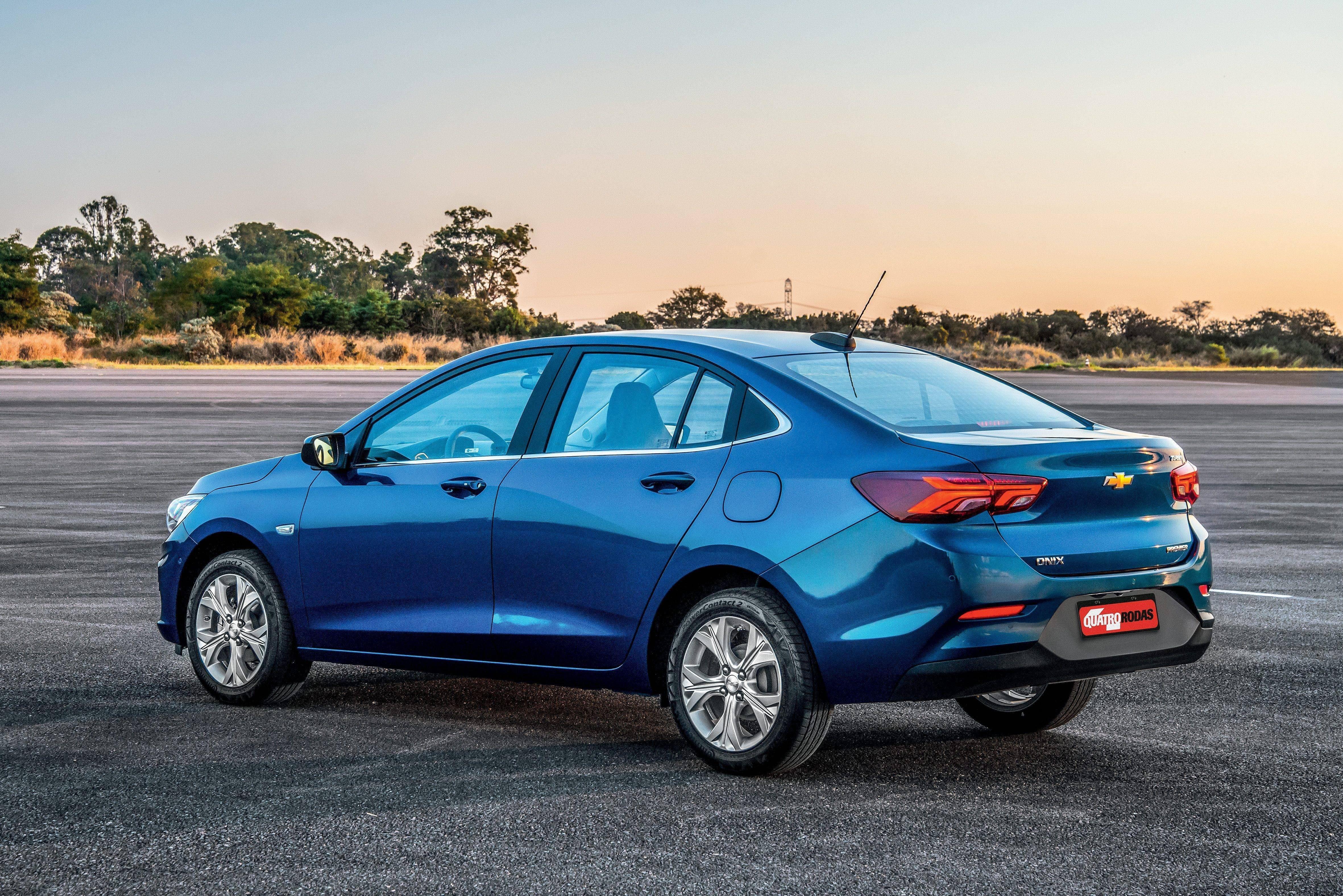 Para Cada Tres Chevrolet Onix Plus Ha Dois Prisma Joy Sendo Vendidos Quatro Rodas