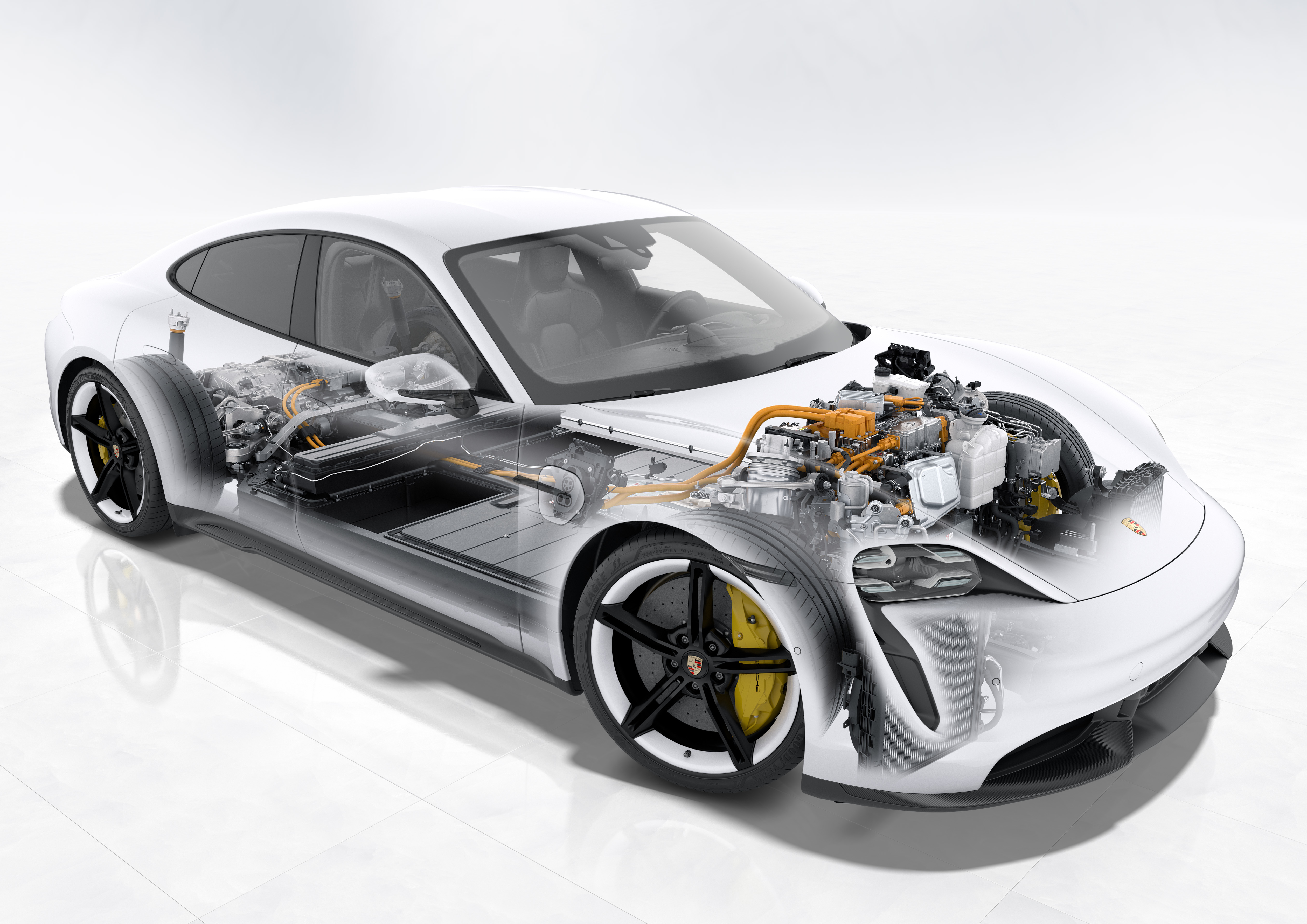 Porsche Taycan Eis O Eletrico Que Deixara Muito Superesportivo Na Saudade Quatro Rodas