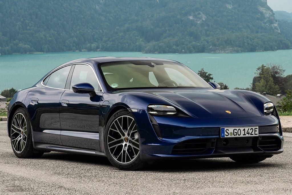 Exclusivo Aceleramos O Superesportivo Eletrico Porsche Taycan Quatro Rodas