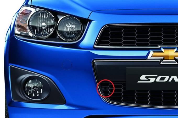 Chevrolet Sonic Sensor Temperatura