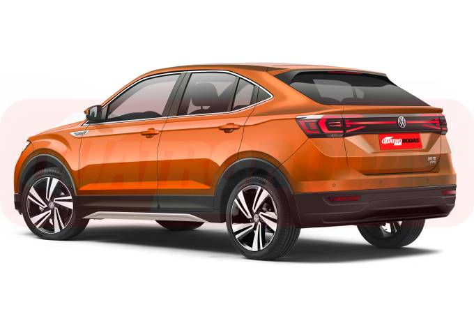 Volkswagen T-Sport – projeção