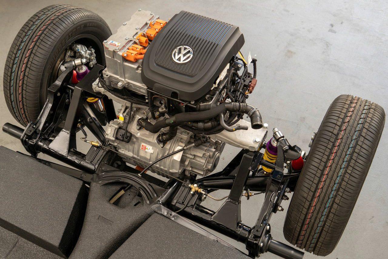 Motor elétrico é mais forte e mais rápido que o motor refrigerado a ar
