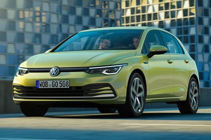Novo Volkswagen Golf 2020
