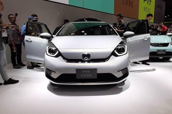 Honda Fit 2021