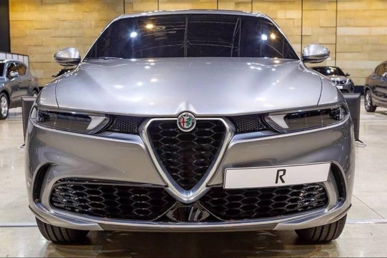 Alfa Romeo Tonale Suv Irmao Do Compass E Menos Ousado Em Versao Final Quatro Rodas