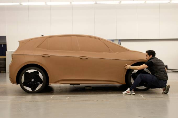 Felipe Montoya Designer Volkswagen Golf 2020 (3)