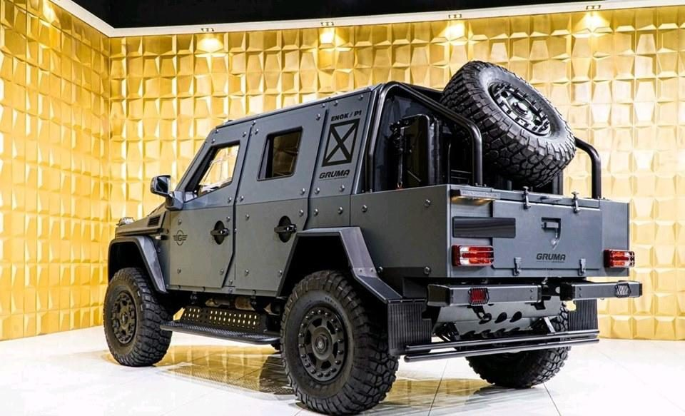 Armored Car Systems