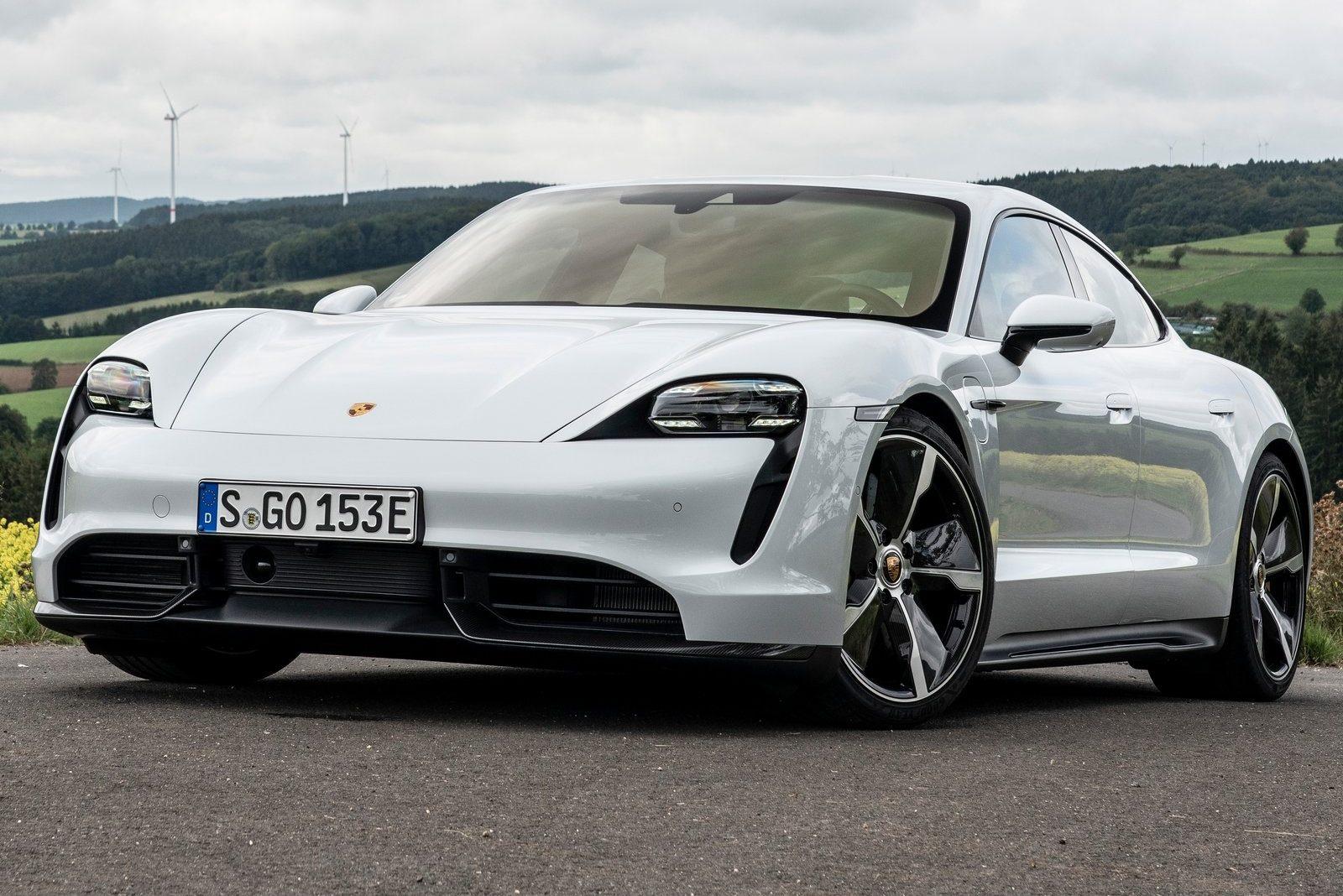 Porsche Taycan Chega Ao Brasil Em 2020 E Sera Mais Barato Que O Panamera Quatro Rodas