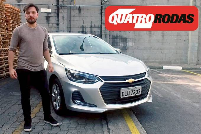 Chevrolet Onix Plus vídeo