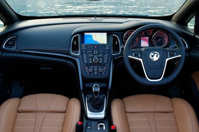 Vauxhall Cascada Opção Câmbio