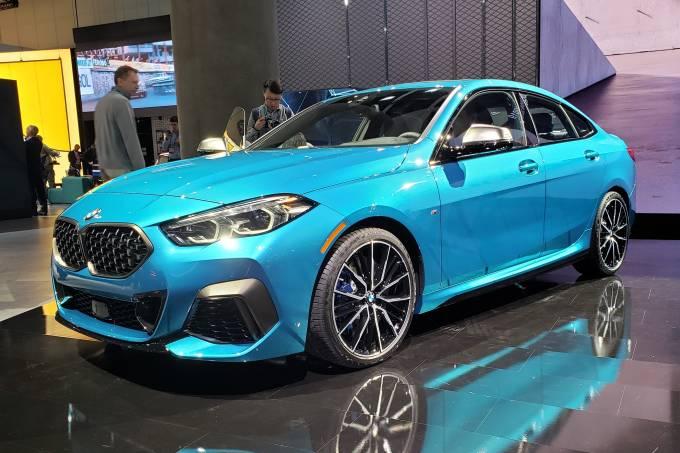 BMW Série 2 Grand Coupé