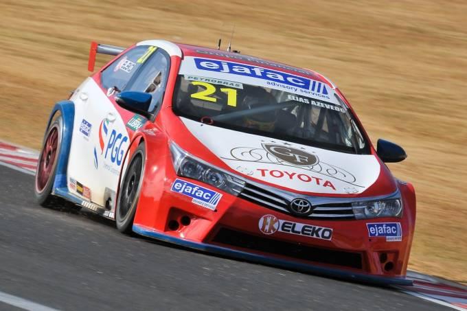 Toyota Corolla Brasileiro de Marcas