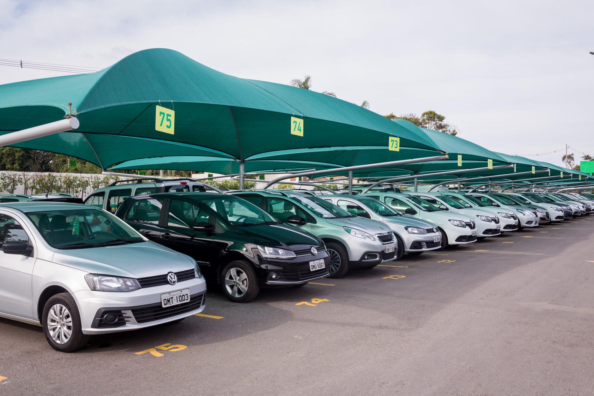 Locadoras 'seguraram a barra' nas vendas automotivas em 2020