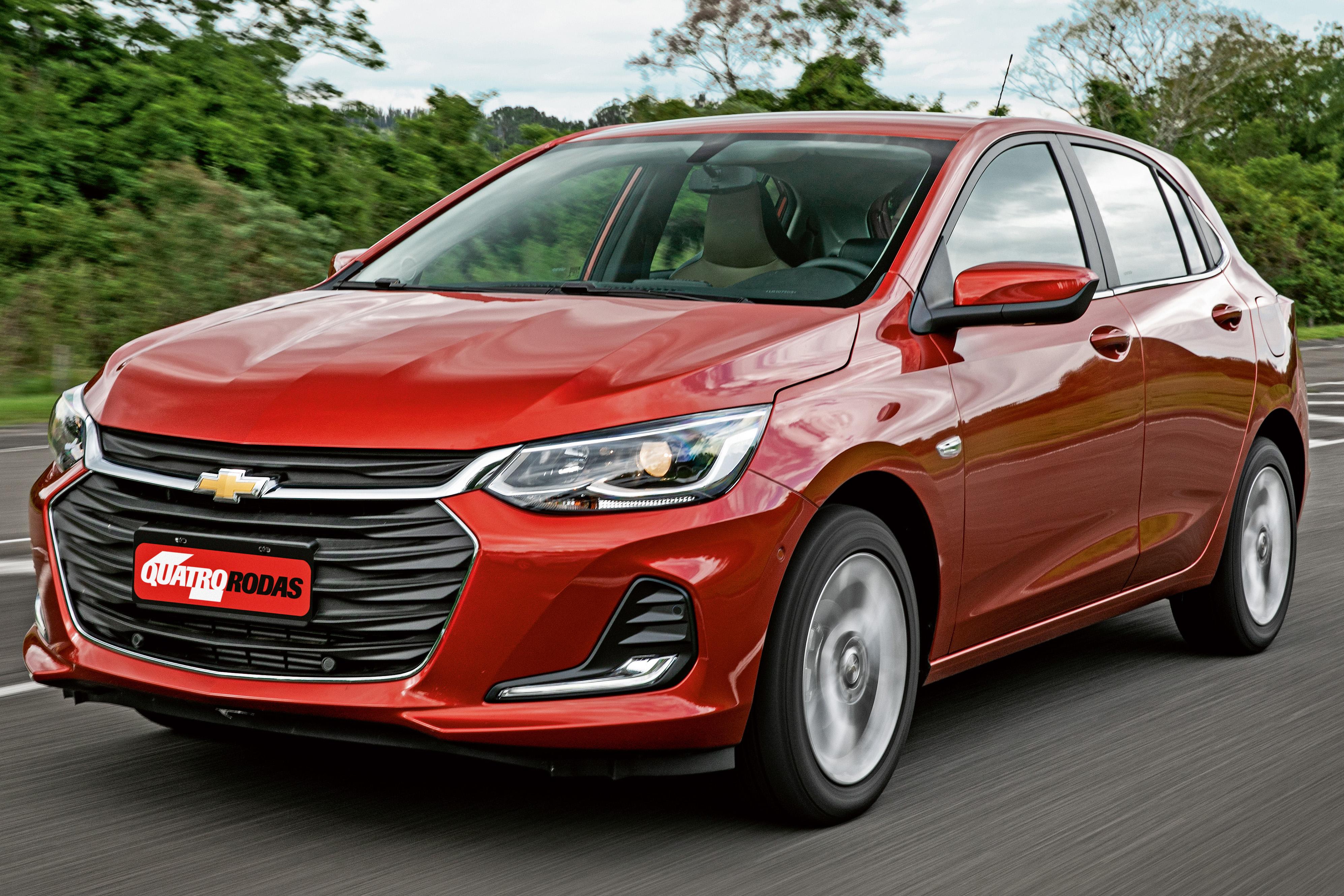 Teste Novo Chevrolet Onix E Mais Divertido So Que Menos Suave
