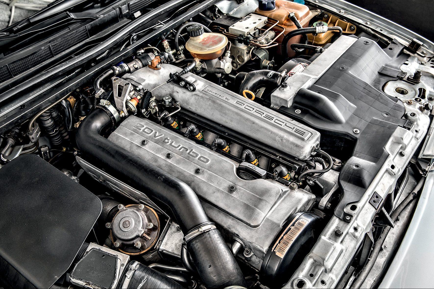 Audi RS2 Porsche