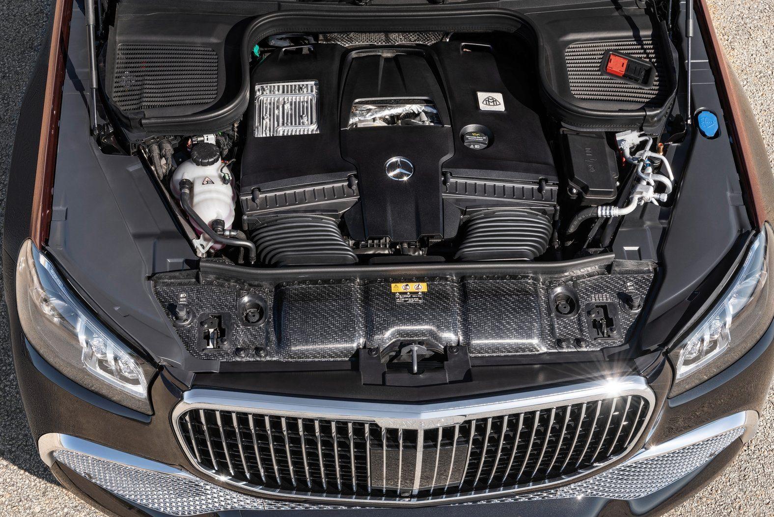 Mercedes Maybach Gls A Suntuosa E Improvavel Mistura De Suv Com Limusine Quatro Rodas