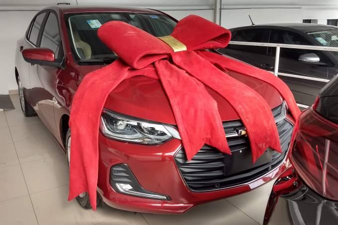 Chevrolet Onix Plus Abre