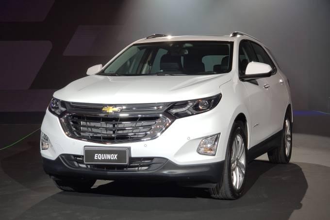 Chevrolet Equinox 1.5 2020