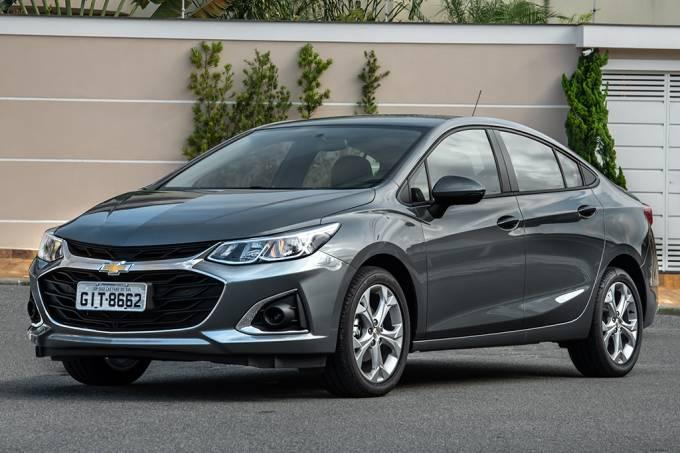 Novo Chevrolet Cruze LT 2020