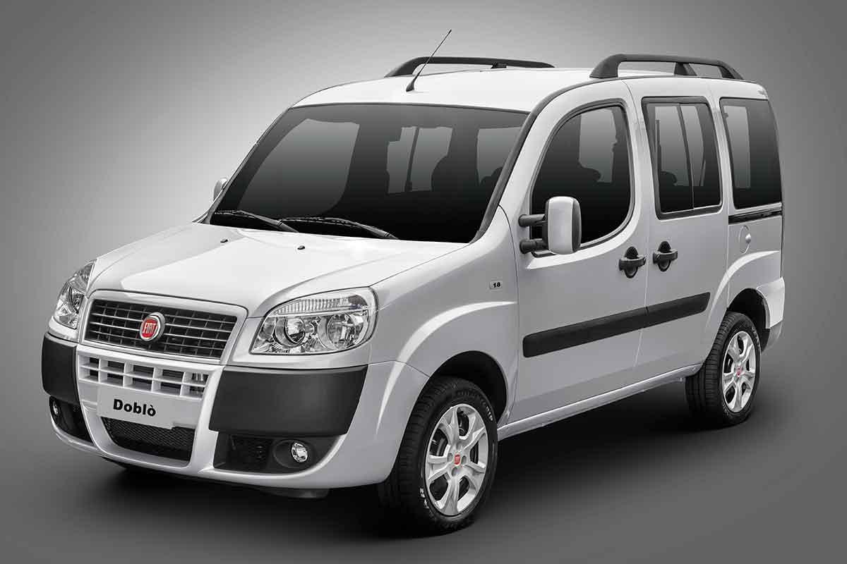 Fiat Doblò terá ISOFIX e Top Tether para continuar em linha pelo menos até 2021