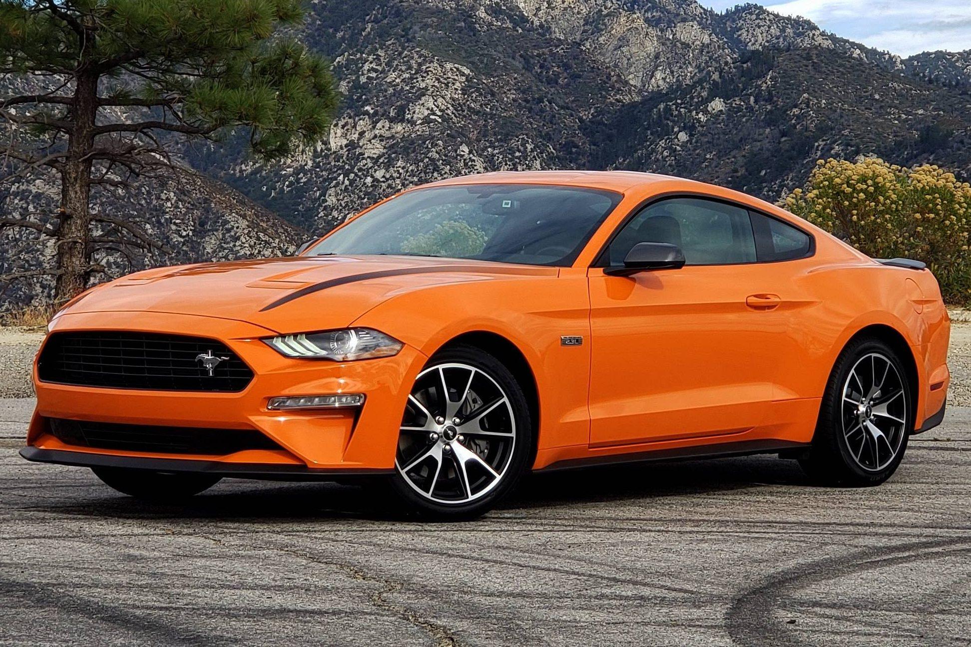 Impressões: Ford Mustang mais barato dos EUA custa menos que nosso Corolla