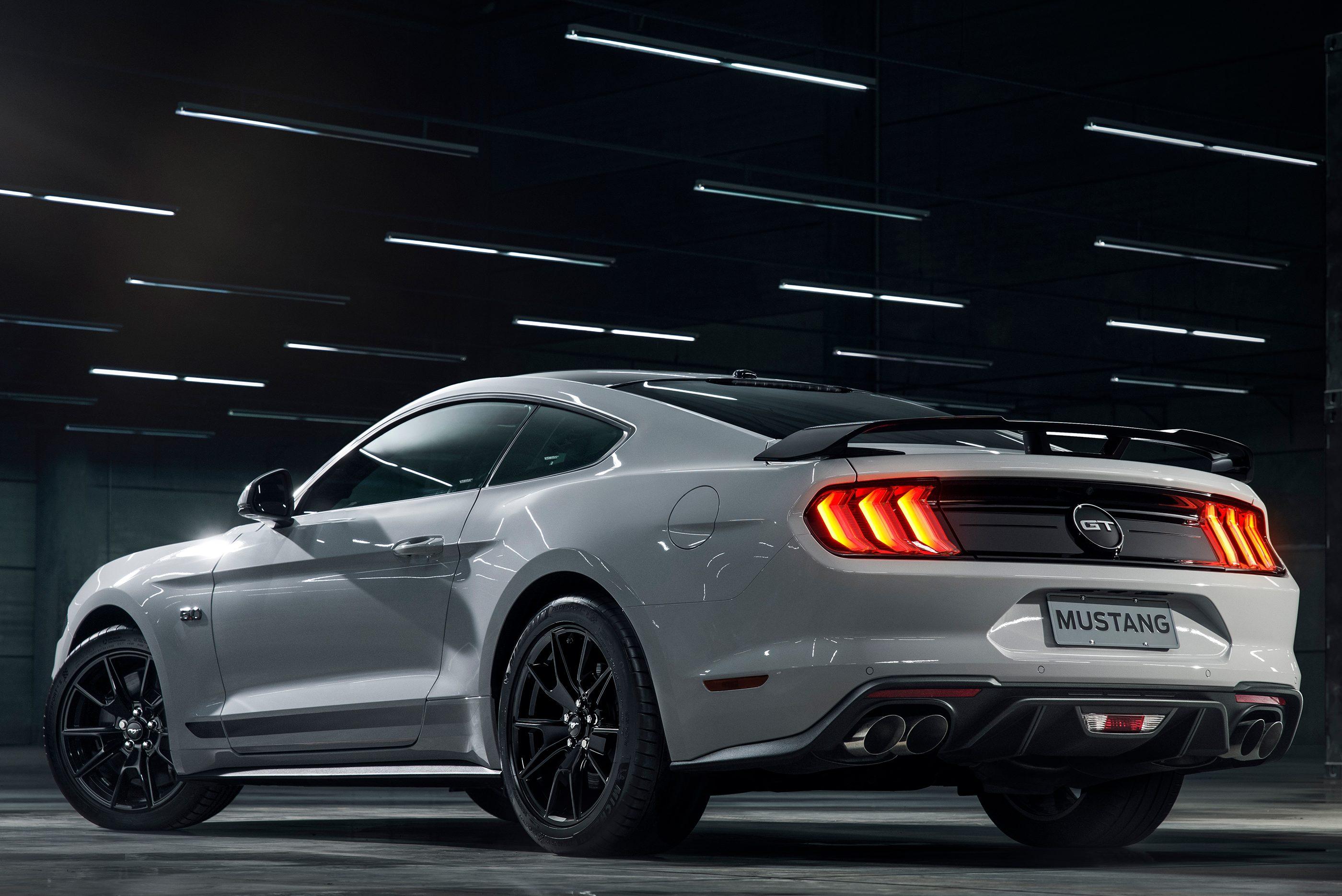 Ford Mustang Black Shadow Chega Para Substituir A Atual Versao Gt Premium Quatro Rodas