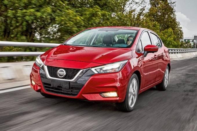 Novo Nissan Versa 2020 (1)