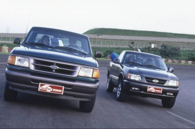 RANGER X S10 1996