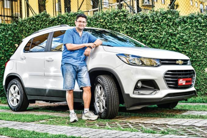 Chevrolet Tracker – autodefesa