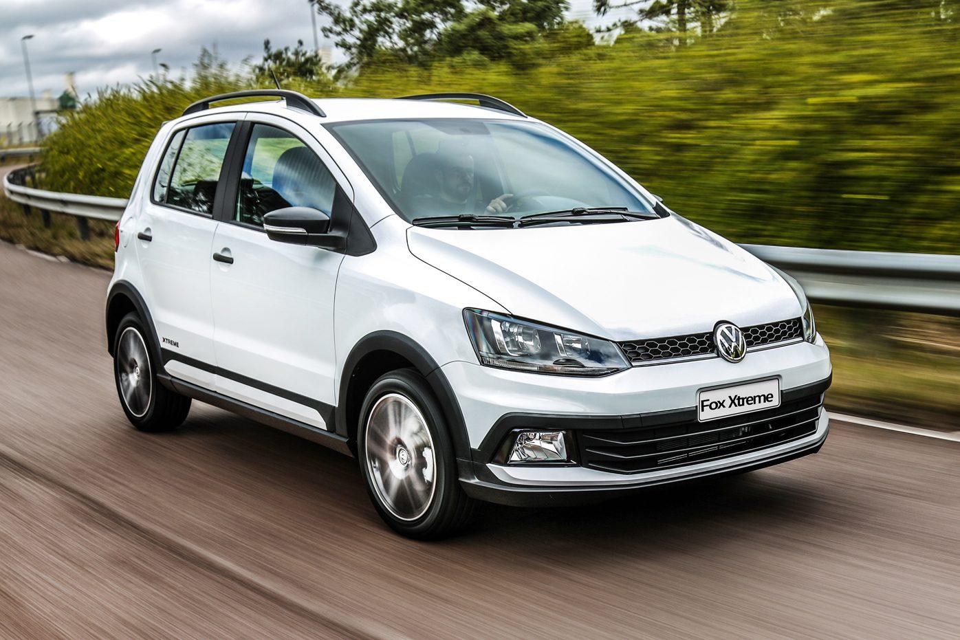 VW Fox é vendido atualmente em duas versões: Connect e Xtreme