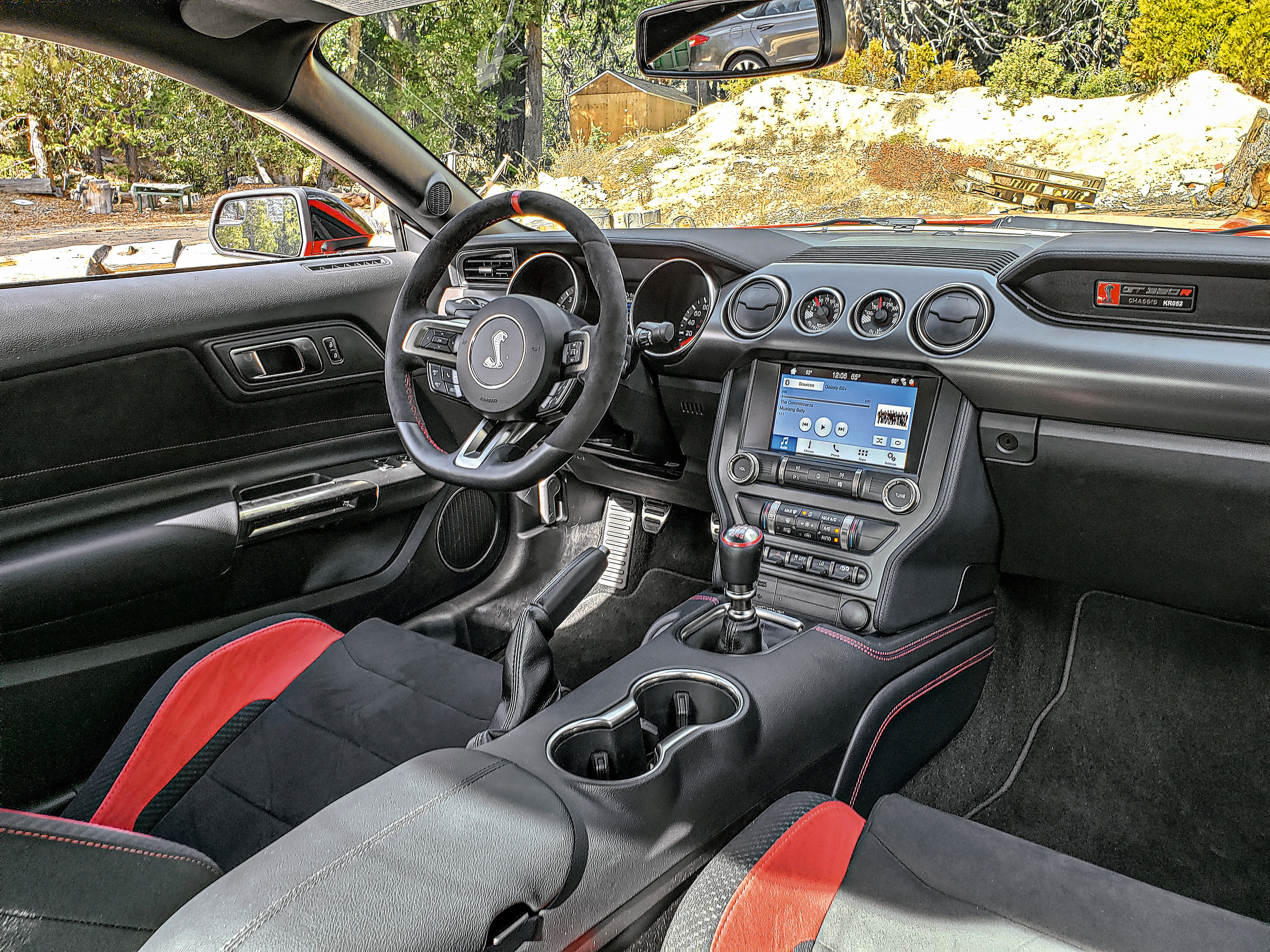 """Impressões: Ford Mustang mais caro dos EUA é manual e tem motor V8 """"puro"""""""